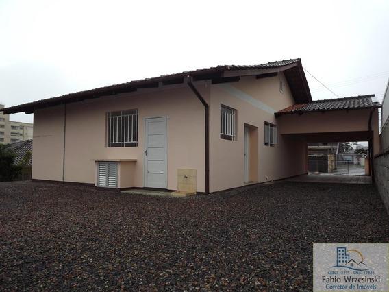 Casa - Padrão, Para Aluguel Em Joinville/sc - A159