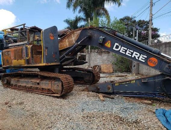 Escavadeira Hidráulica John Deere 210 Lc Ano 2016