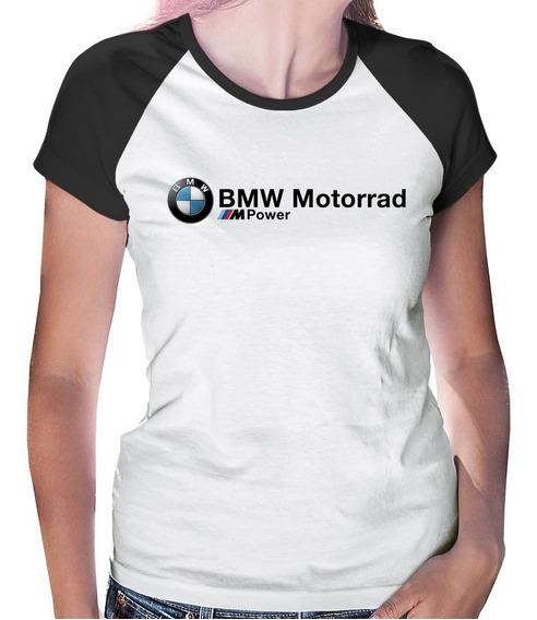 Baby Look Raglan Bmw Motorrad M Power
