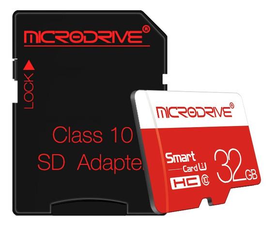 Microdrive 8 Gb 16 32 64 128 Gb Classe 10 Alta Velocidade Tf