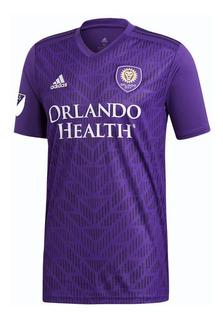 Camisa Orlando City adidas I 19/20 Original C/ Nf