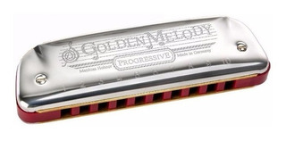 Armonica Hohner Golden Melody