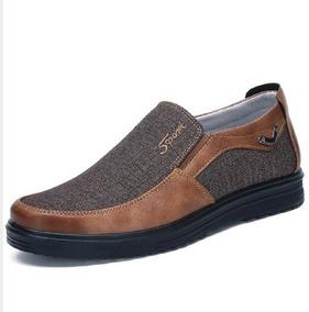 Zapatos Gyp Para Hombre Transpirable, Plano Talla 40