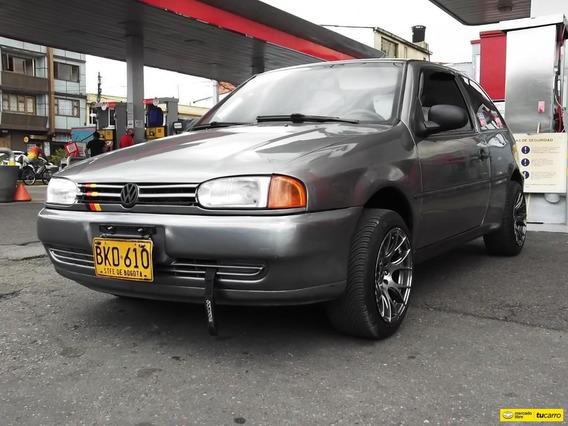 Volkswagen Gol Coupe 1.6