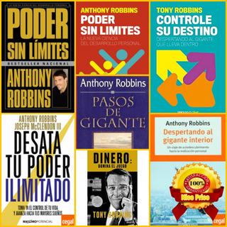 Despertando Al Gigante Interior + 6 Libros Tony Robbins