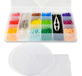 Kit Supremo 4000 Hama Beads Midi 5mm - Artkal