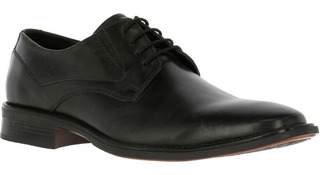 Zapato Cuero Anthony Regent Negro Hush Puppies