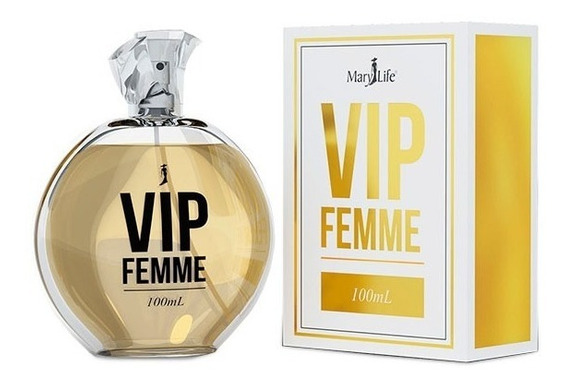 Perfume Vip Femme Feminino Mary Life 100 Ml