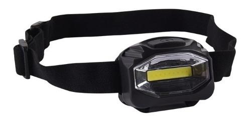 Imagen 1 de 3 de Linterna Frontal Pro Vincha Macroled 3w Ip20 Lmfp-120-3aaa