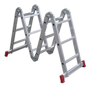 Escada Multifuncional Profissional 4x3 Esc0292 Bot