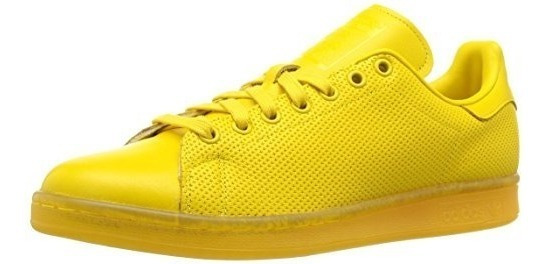 Tenis adidas Originals Stan Smith Amarillo 7 Us