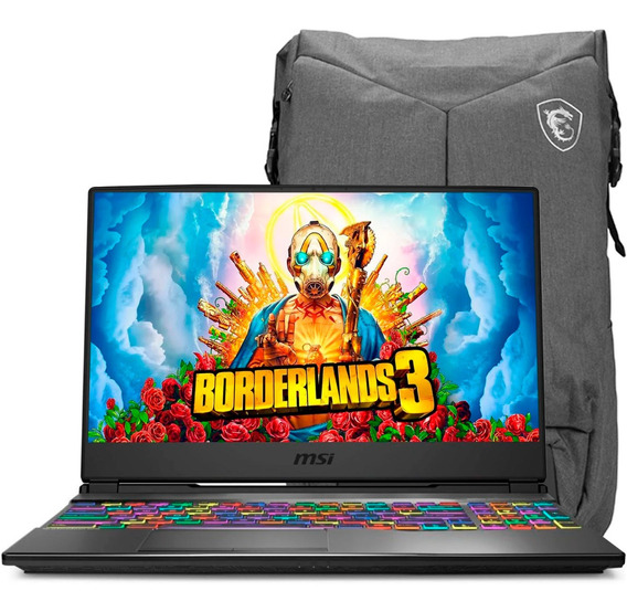 Laptop Gamer Msi Alpha 15 Ryzen 7 8gb 1tb Ssd 128gb Rx 5500m