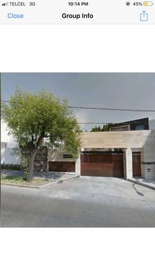 Casa En Renta En Lomas De Tecamachalco
