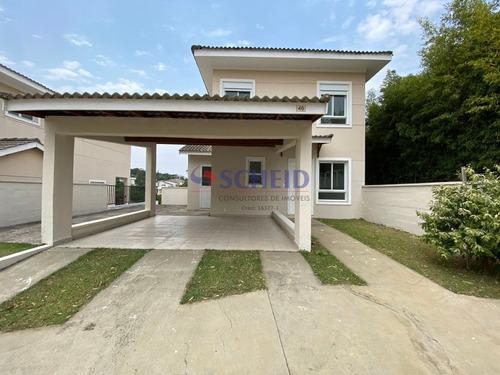 Imagem 1 de 14 de Casa  Para Venda  No Condomínio  Mirante Jardim Da Gloria    - Mr77153