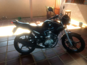 Yamaha Ybr125 Factor Ed