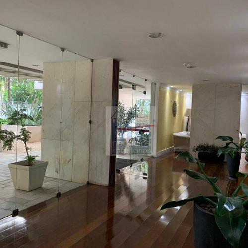 Apartamento Com 3 Dormitórios À Venda, 100 M² Por R$ 695.000,00 - Vila Sofia - São Paulo/sp - Ap3921