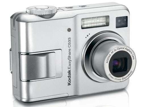 Cámara Fotográfica Kodak C533