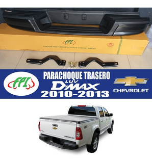 Parachoque Luv Dmax Trasero 2010 2011 2012 2013 Completo
