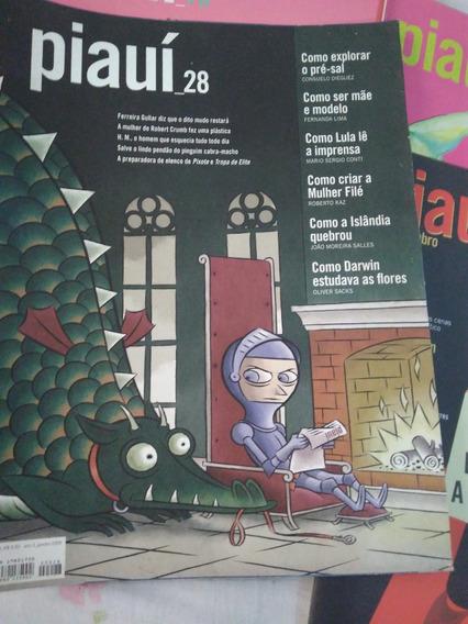 Revista Piauí - 35 Edições