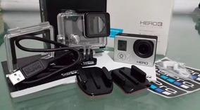 Go Pro Hero 3 Completa + Controle