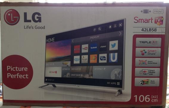 Black Friday Tv LG Smart Led 42 Nuevo
