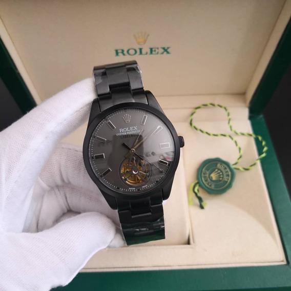 Rolex Oyster Serie Limitada Black 100mts