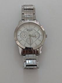 Relógio Seculus 4852losgns1 Funcionando, Original.