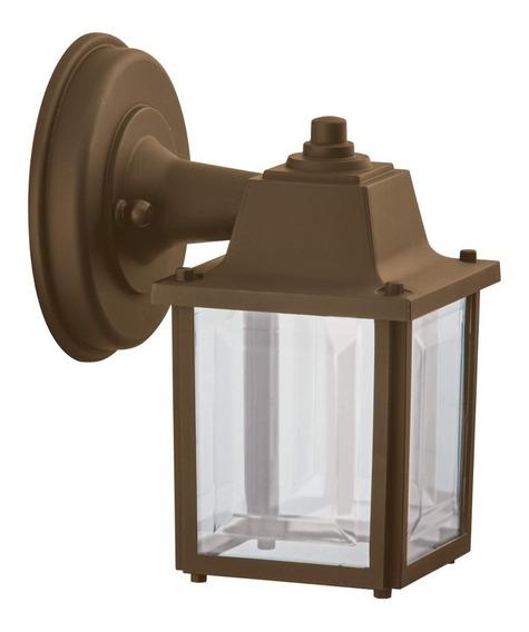 Arandela Vintage Dital Iluminação Marrom Ja