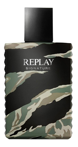 Perfume Replay Signature For Man Edt M 50ml