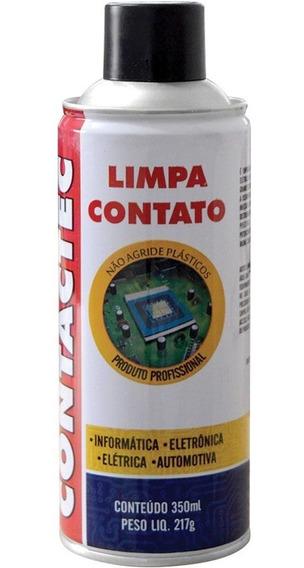 Limpa Contato 217g/350ml - Contatec