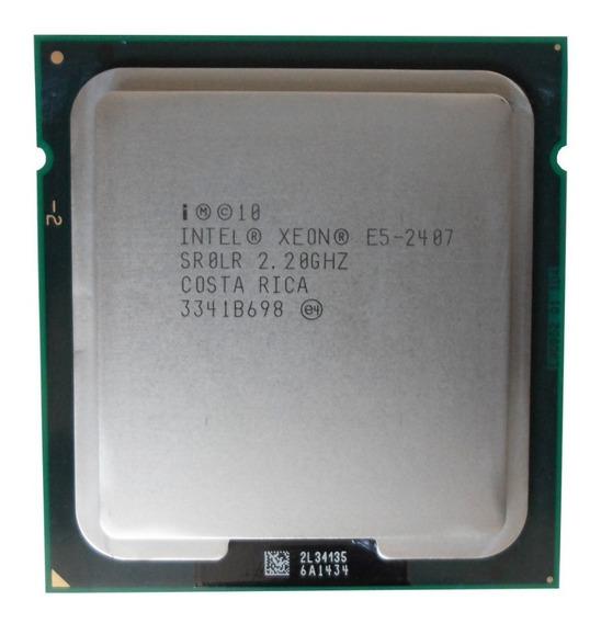 Processador Intel Xeon E5-2407 4c 10m 2,20ghz