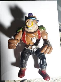 Tortugas Ninjas Bebop Vintage