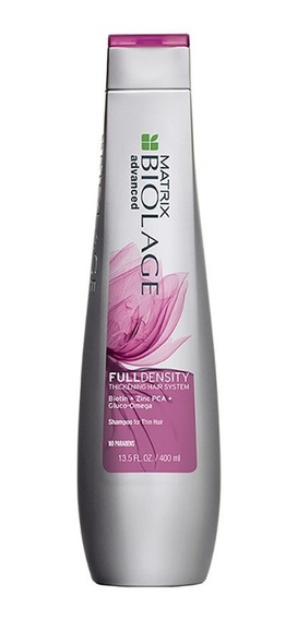 Shampoo Densificador Full Density Biolage 400ml