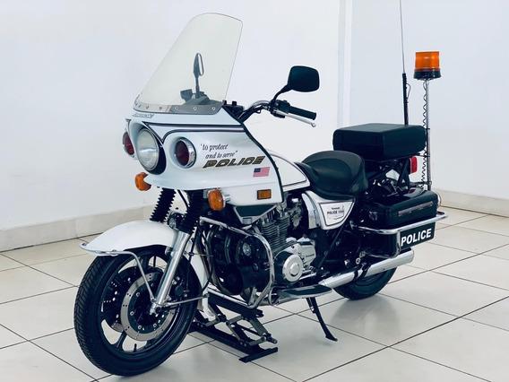 Kawasaki 1000 Police 1999