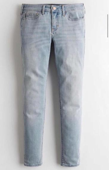 Pantalon Marca Hollister A La Cadera, Talla 5.