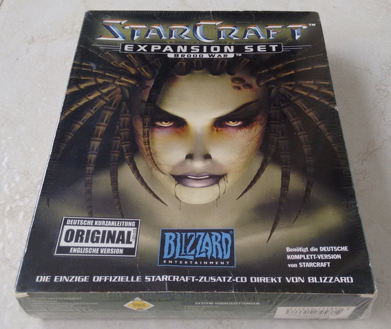 Starcraft Brood War Blizzard ( Lacrado )