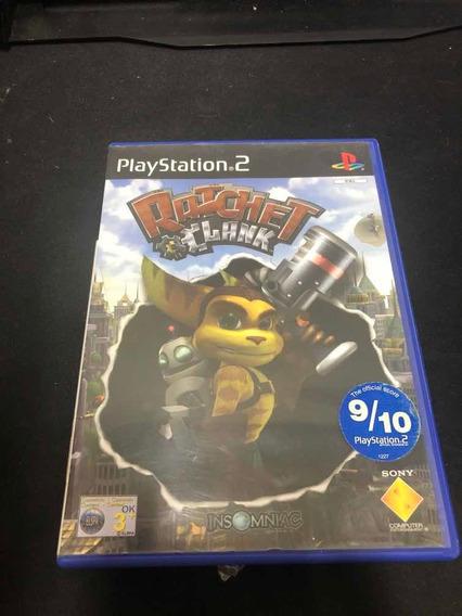 Ratchet And Clank Ps2 Original (europeu - Pal)