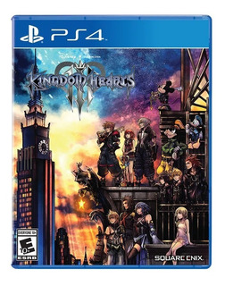 Kingdom Hearts 3 Iii Ps4 Disponible