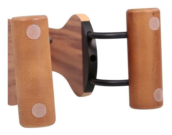 Samdi Sd-009wa-2 Soporte Para Auriculares De Madera