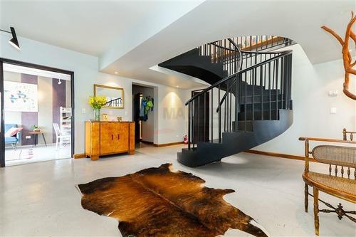 Imagen 1 de 30 de Precioso Penthouse En Arriendo De 3 Dorm. En Las Condes
