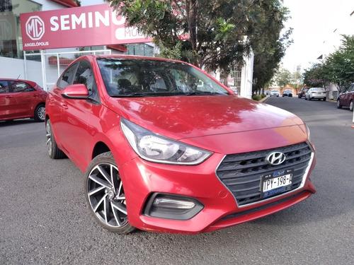 Imagen 1 de 15 de Hyundai Accent 2019 1.6 Sedan Gl Mid Mt