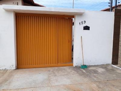Casa Com 02 Quartos Próximo A Uespi E Ufpi