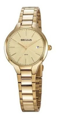 Relógio Feminino Seculus Casual 77051lpsvds1
