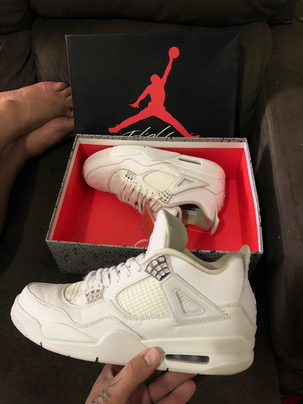 Air Jordan 4 Retro Pure Money 11.5