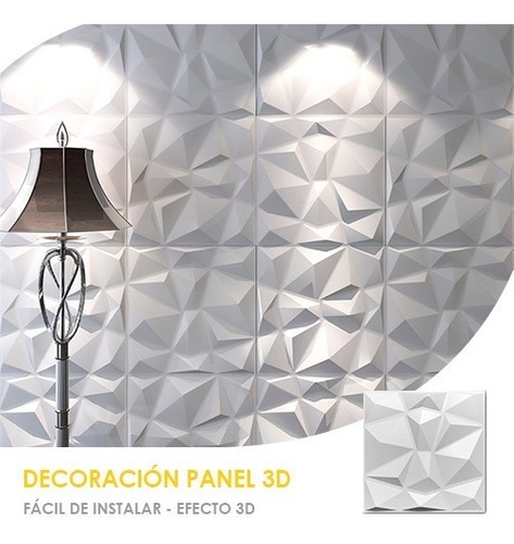 Panel 3d Pvc Virgen Pared Decorativa 3d 50cm X 50cm