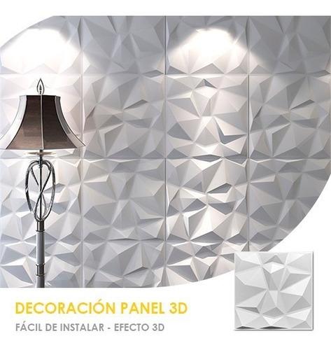 Panel 3d Pvc Virgen Pared Decorativa 3d 50cm X 50cm