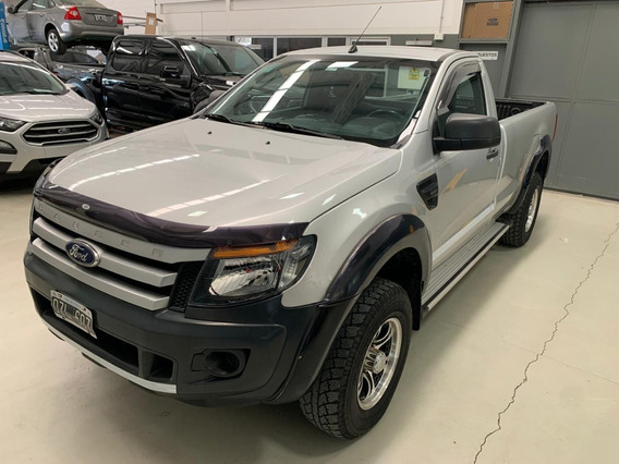 Ford Ranger Xl Cabina Simple 2.5 Nafta 2015