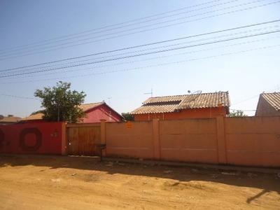 Casa Residencial À Venda, Jardim Buriti Sereno, Aparecida De Goiânia. - Ca0132