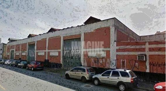 Galpão Na Mooca Com 12.500m² - Ga0005