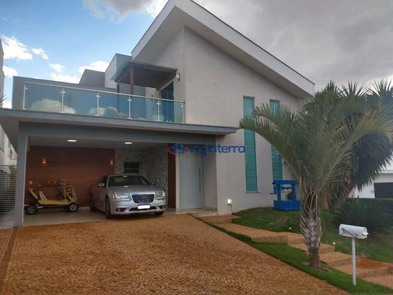 Casa À Venda, 200 M² Por R$ 985.000,00 - Esperança - Londrina/pr - Ca1418